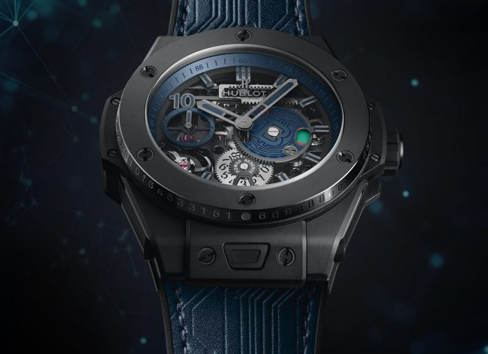 Hublot Big Bang Meca-10 P2P Bitcoin Watch