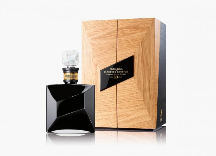 Johnnie Walker Launches 50 year-old 'Masters Edition' Whisky