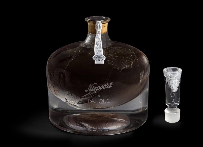 LaLique x Niepoort Decanter