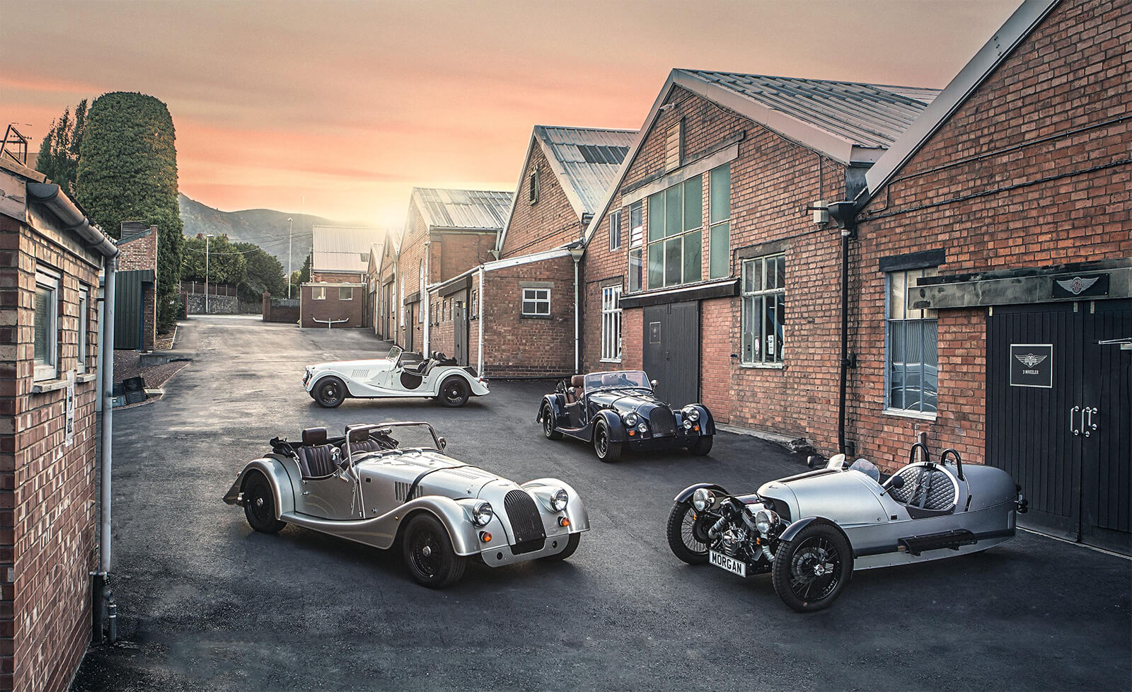 Morgan Introduces Three New Models to Celebrate its 110th Anniversary
