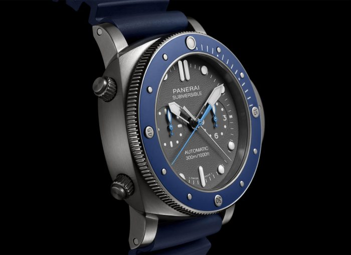 Panerai Submersible Chono Guillaume Nery Edition Watch