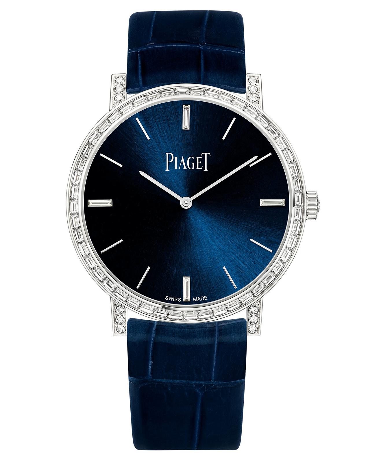 Piaget Altiplano Baguette-Cut Watch