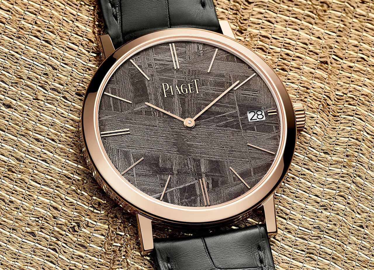 Piaget Pre-SIHH 2019 Altiplano Collection