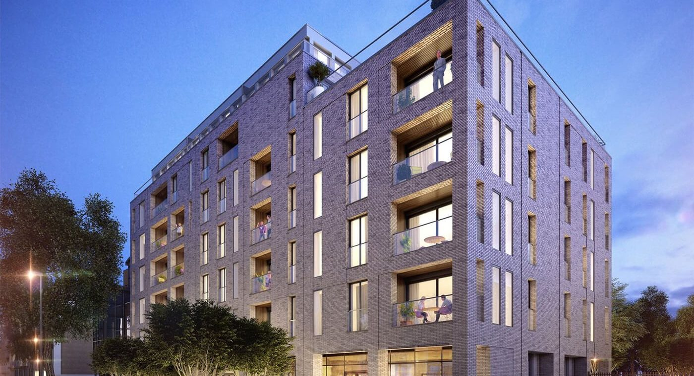 Redrow 500 Chiswick High Road