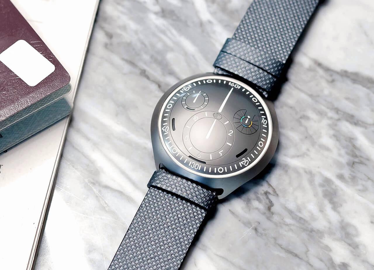 Ressence Type 2 E-Crown Watch