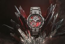 Roger Dubuis Excalibur Spider Ultimate Carbon Watch