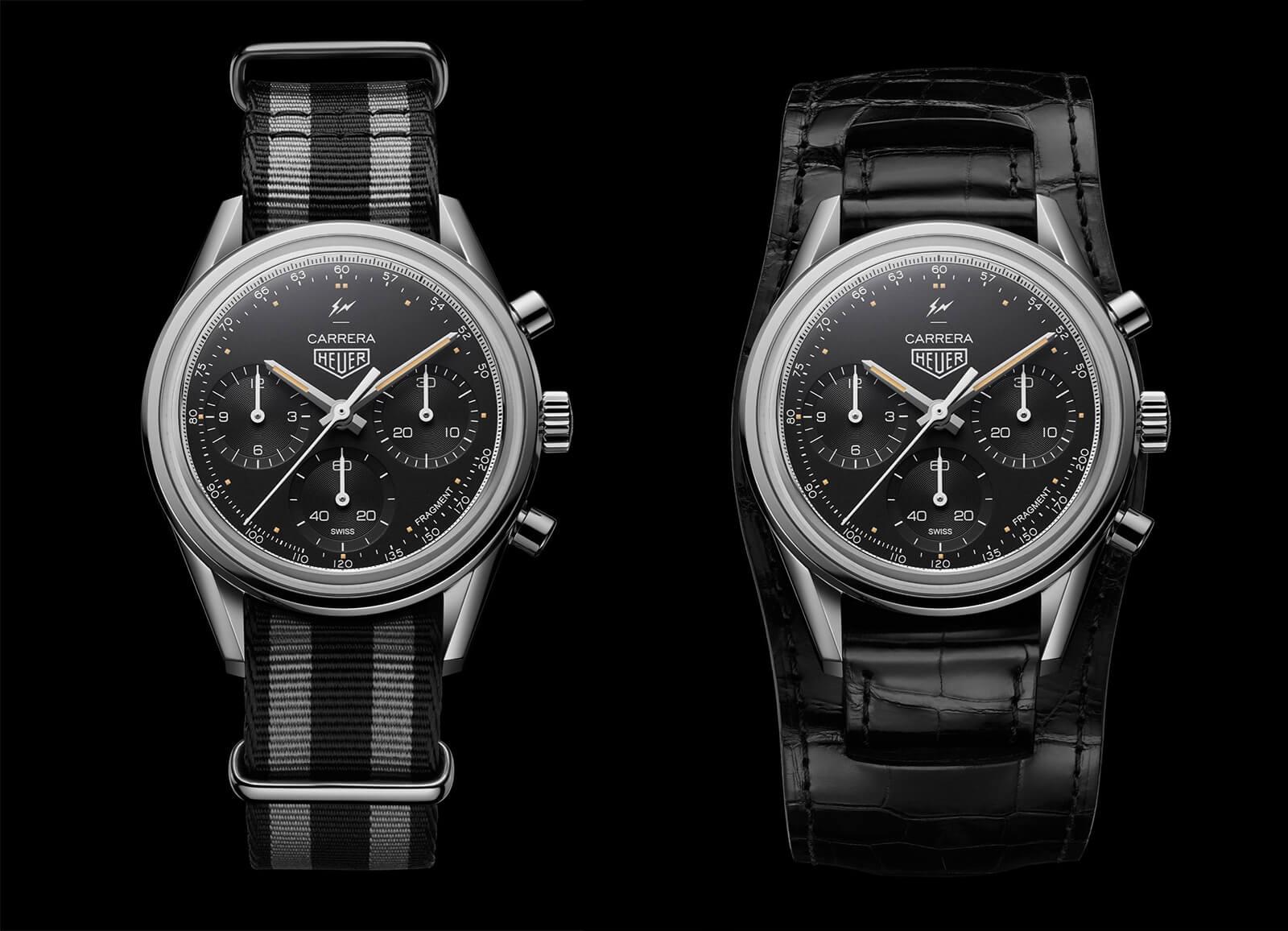 589981bc6239 Introducing the TAG Heuer Carrera Heuer 02 Watch by Fragment Hiroshi  Fujiwara