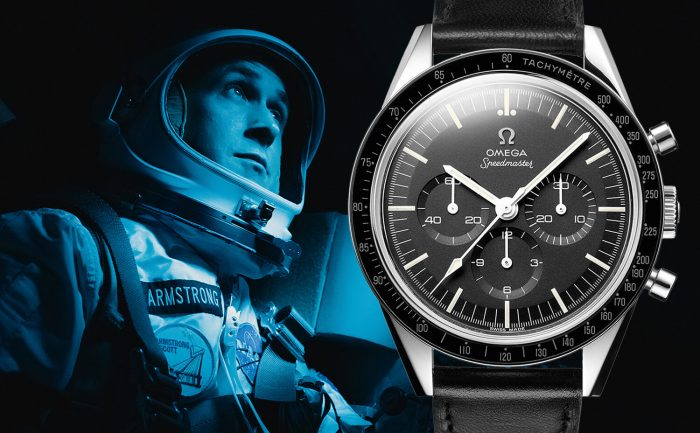 First Man (2018) Omega Speedmaster Professional Moonwatch