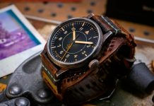 Laco Auxiliary Observer RAD-AUX Limited Edition Watch