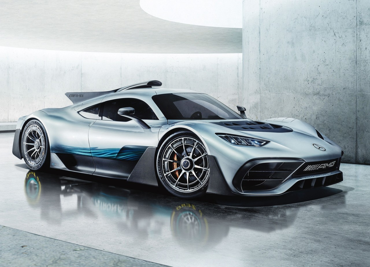 Mercedes-AMG Project ONE 2019