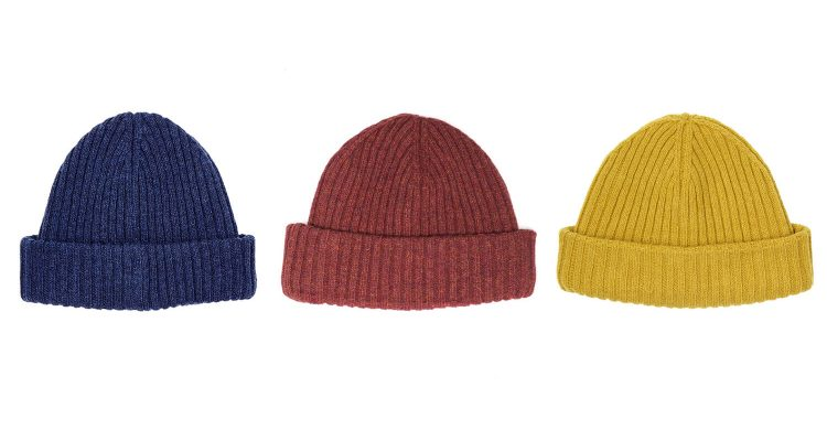 Oliver Spencer Dock Ribbed Wool Beanie