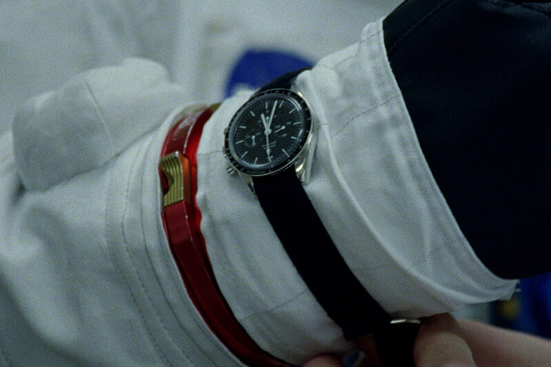 Omega Speedmaster Moonwatch in First-Man (2018)