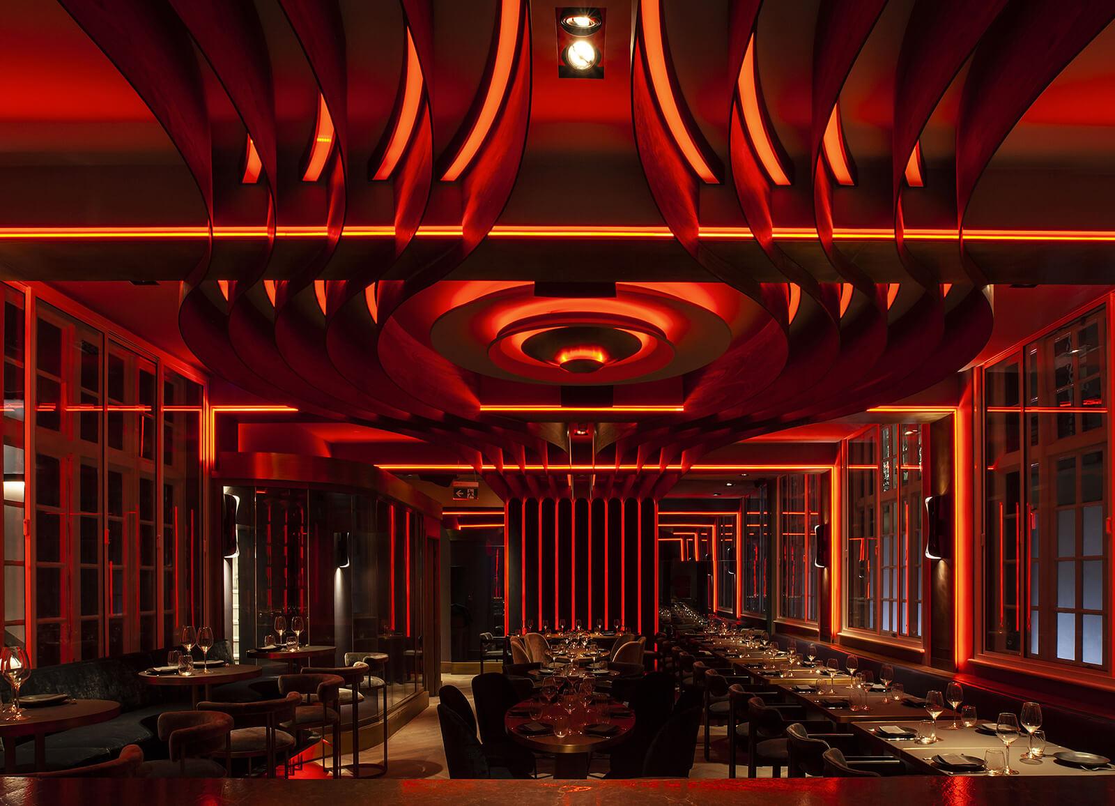 Onima Restaurant, Avery Row, Mayfair