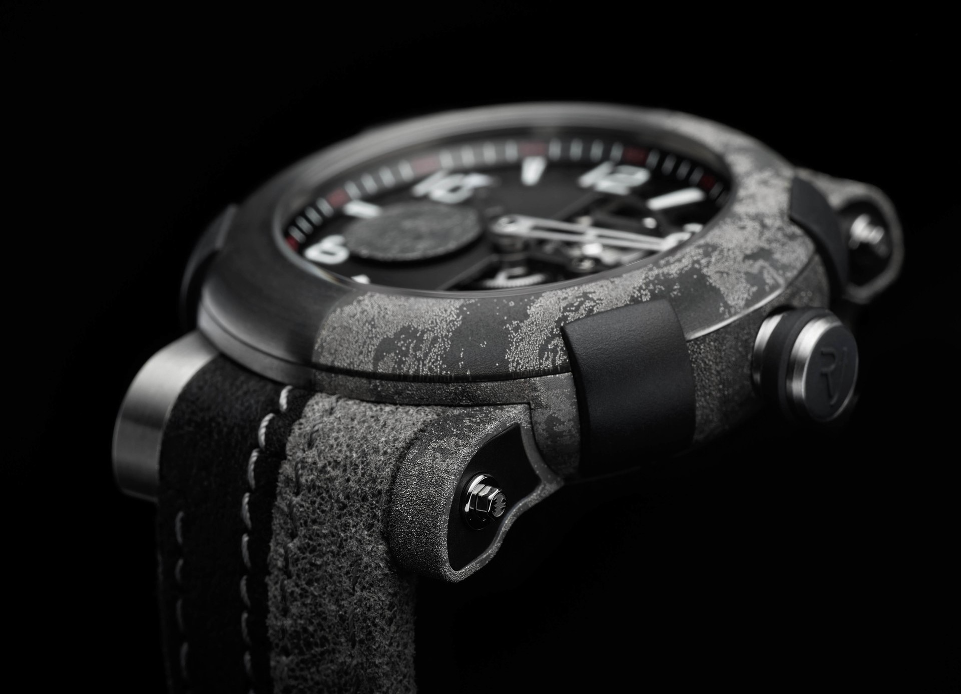 RJ ARRAW Two-Face Watch