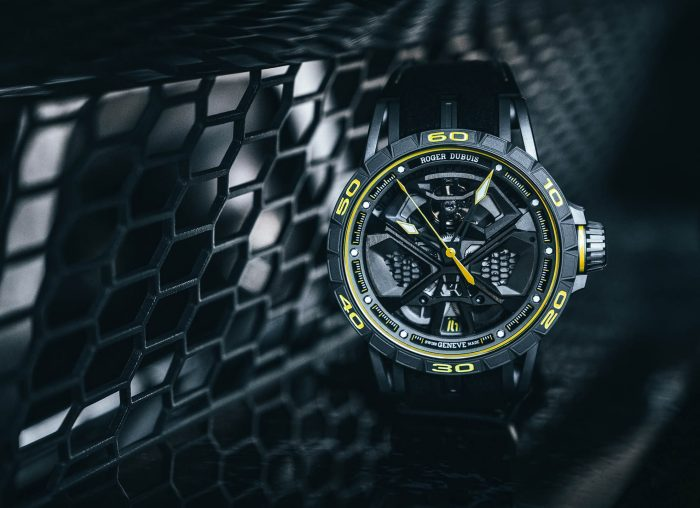 Roger Dubuis Excalibur Huracán Performante Watch