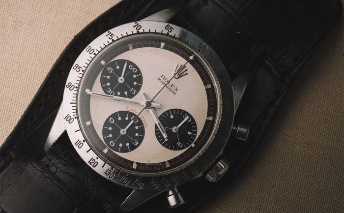 Rolex Paul Newman Daytona Watch
