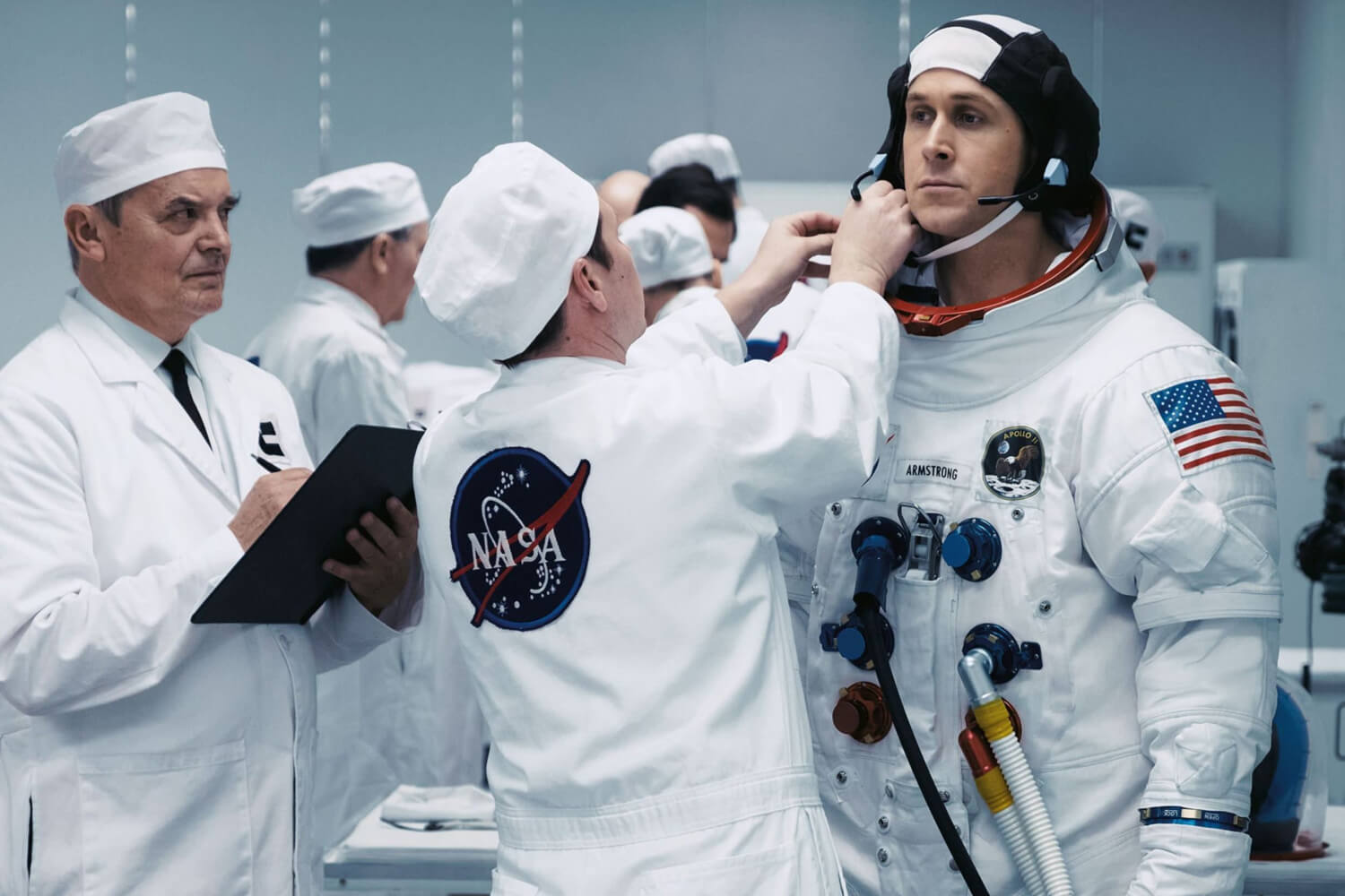 Ryan Gosling in First Man (2018)