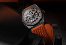 Zenith Defy Classic Swizz Beatz Edition Watch