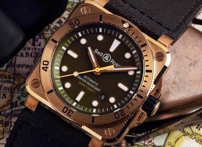 Bell & Ross BR 03-92 Demiurgas with Khaki Green Dial