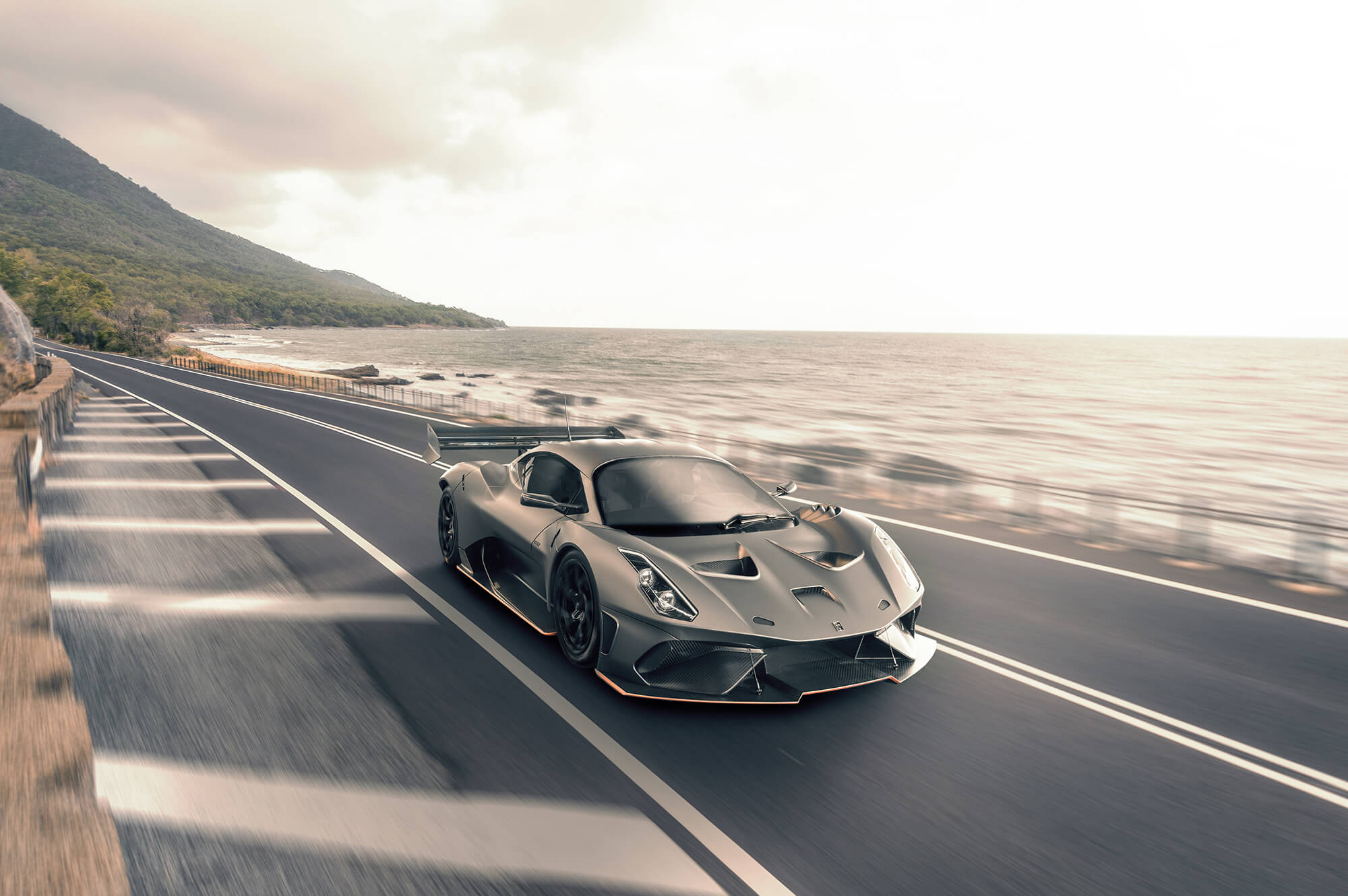 Brabham BT62 Road-Legal