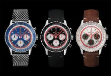 Breitling's Airline-Inspired Navitimer 1 Watches