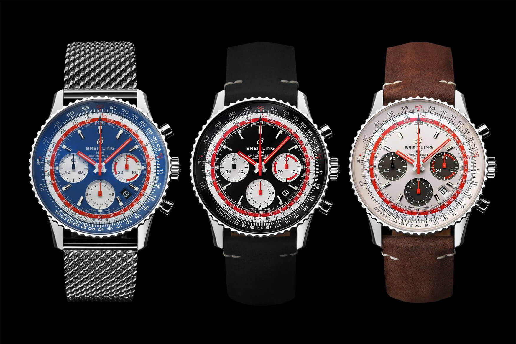 2ca6a9d601a Breitling s Airline-Inspired Navitimer 1 Watches - Oracle Time