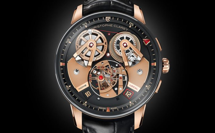 Christophe Claret Angelico Watch