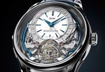 Jaeger-LeCoultre Master Grande Tradition Gyrotourbillon Westminster Perpetual Watch
