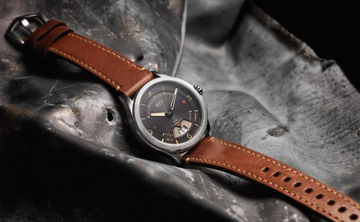 REC RJM Limited Edition Spitfire Watch