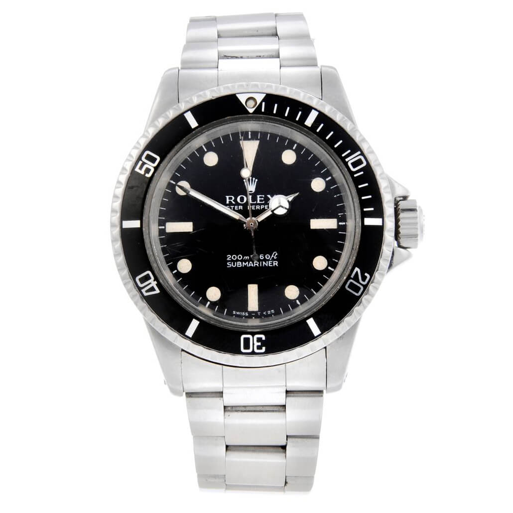 Timothy Dalton James Bond Rolex Submariner