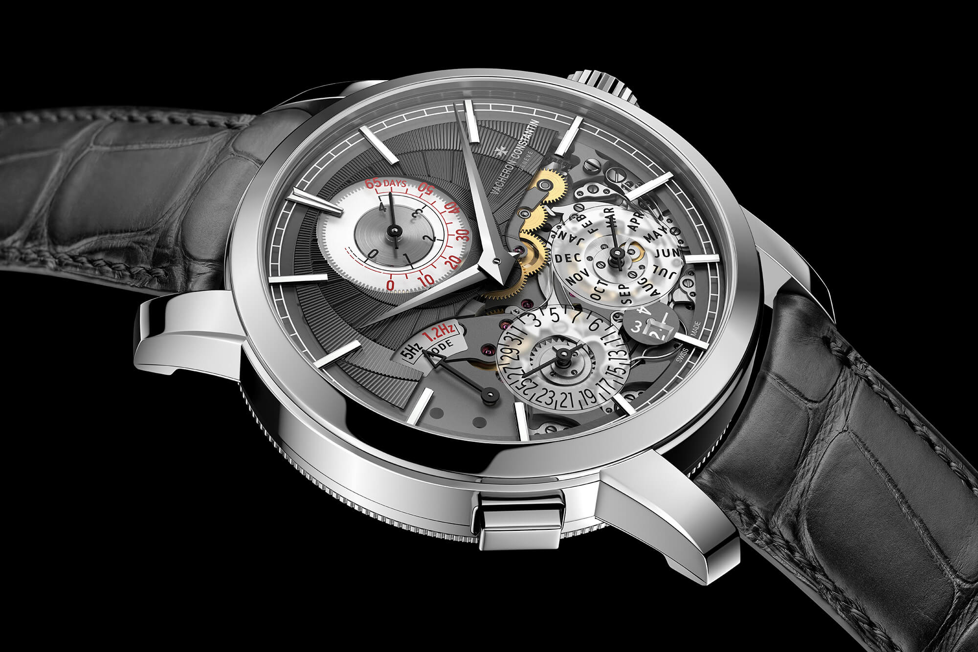 Vacheron Constantin Traditionnelle Twin Beat Perpetual Calendar Watch
