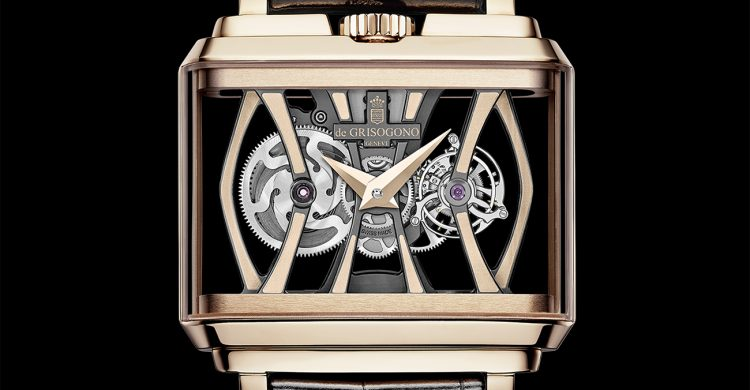 de grisogono new retro tourbillon