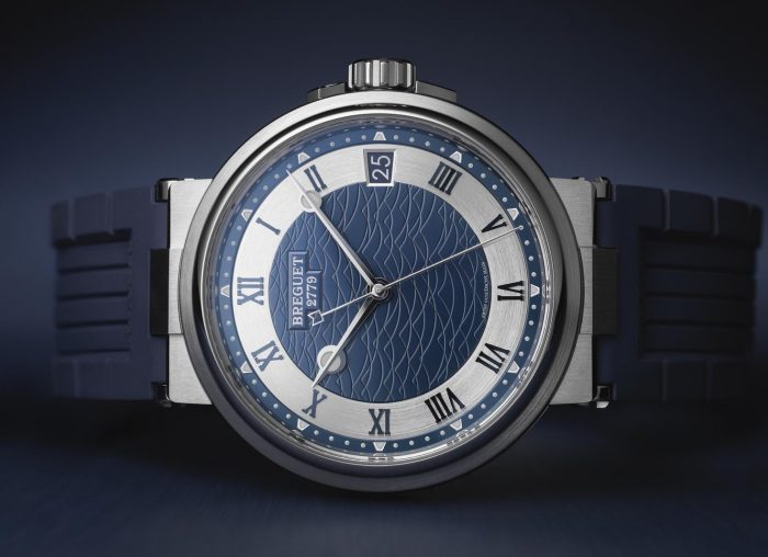 Breguet Marine 5517 Bucherer Blue Edition