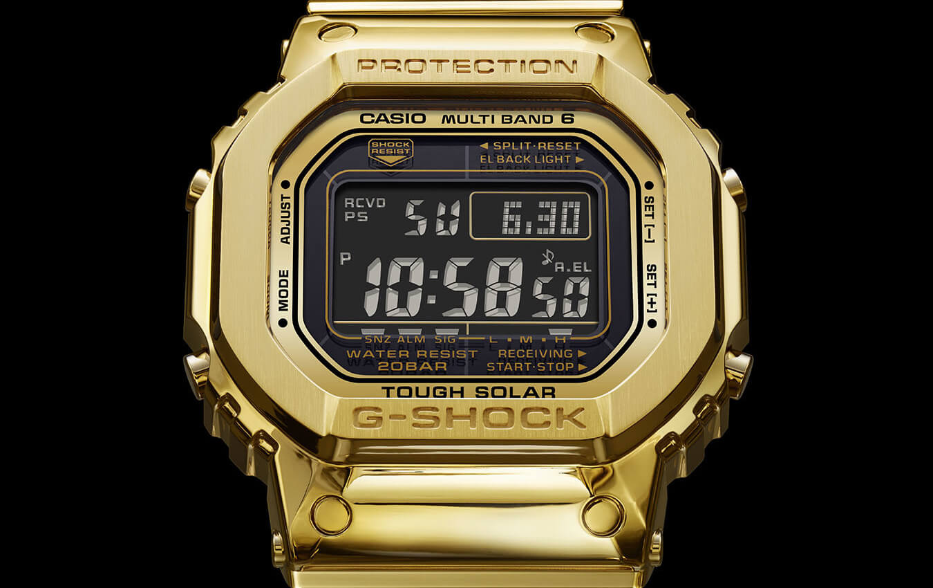 "timeless design a95ba ef8e2 Casio ""G-D5000-9JR"" Is the Most Expensive G-shock Ever ..."