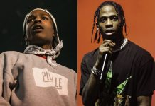 A$AP Rocky Vs Travis Scott