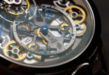 Arnold & Son Time Pyramid Tourbillon Hands-On