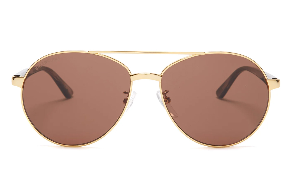 Balenciaga Aviator Sunglasses