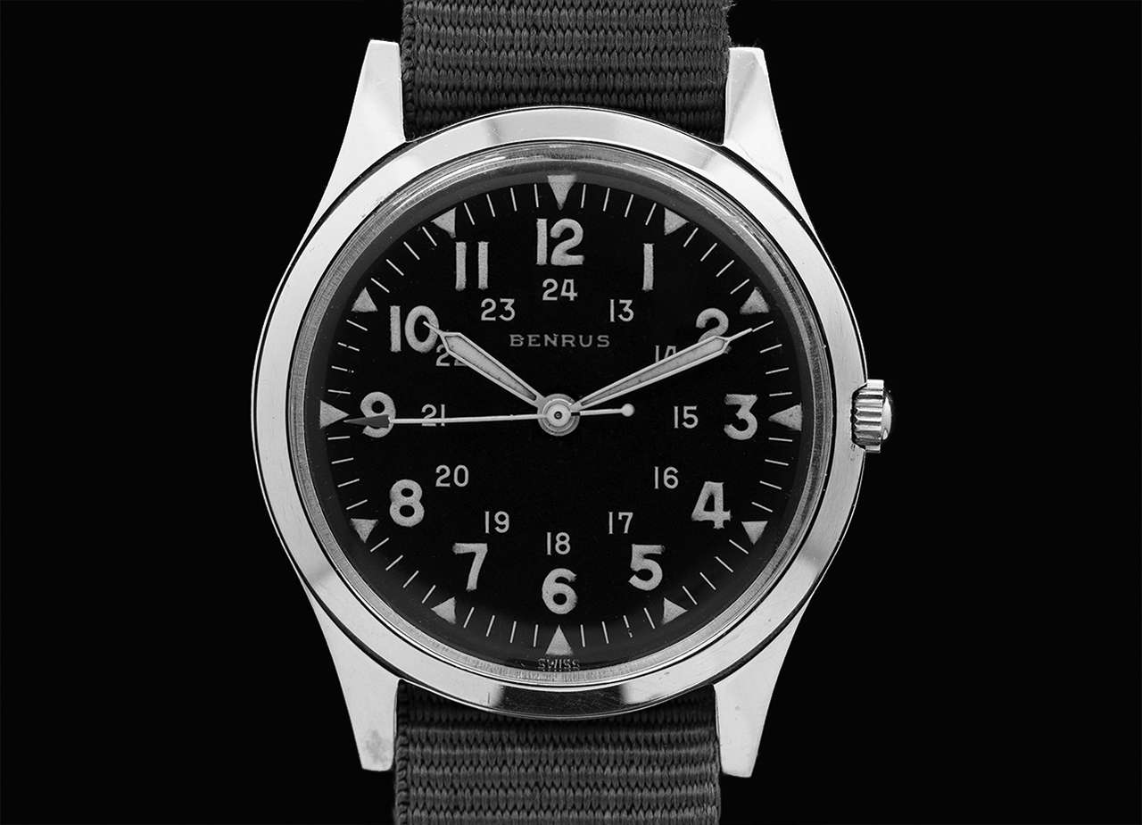 Benrus Ref. 3061 Watch