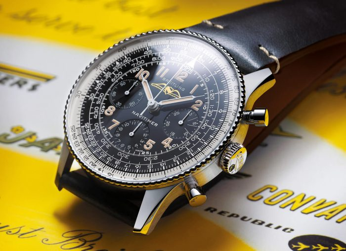Breilting Navitimer Ref. 806 1959 Re-Edition