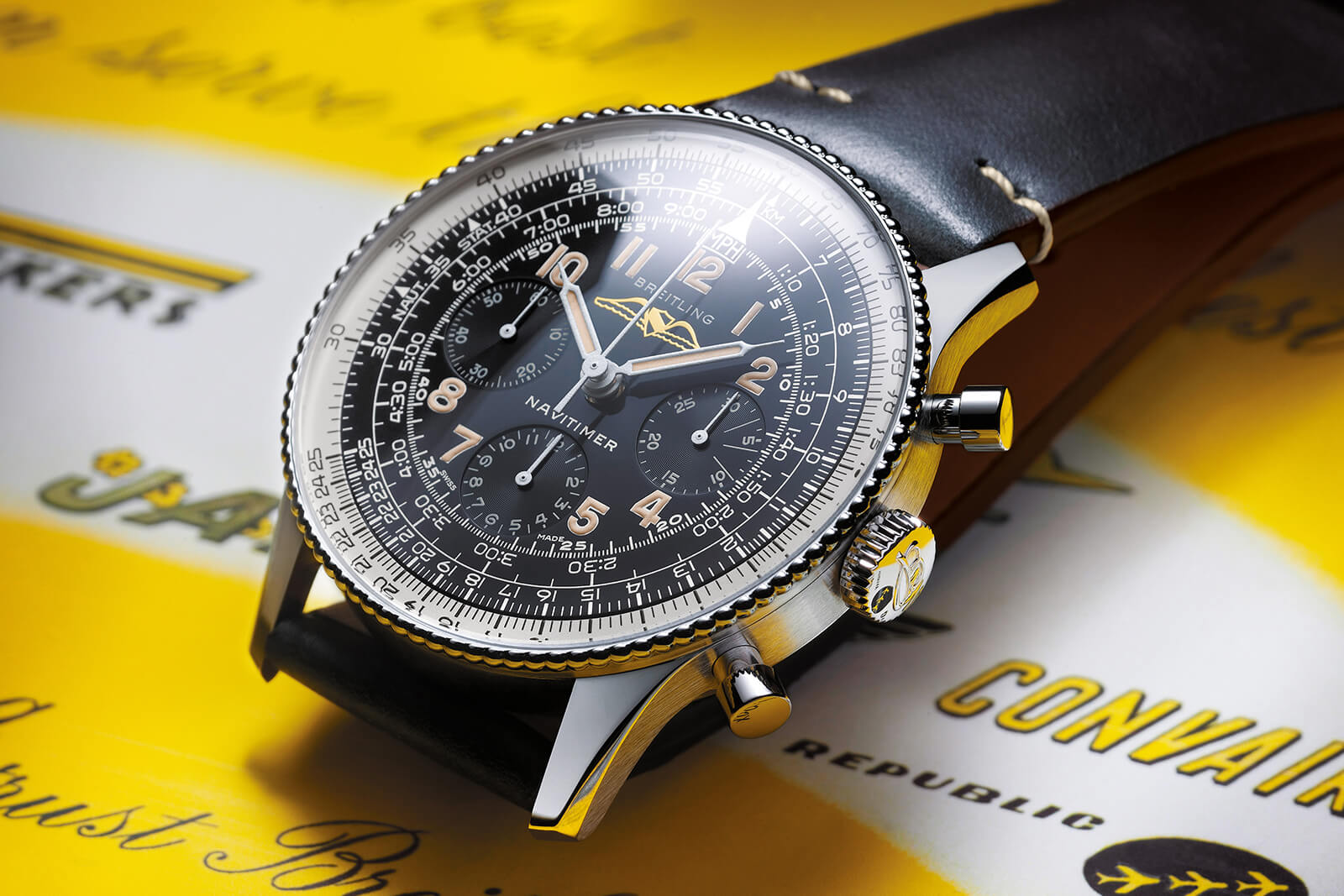 d31dda71485 Introducing the Breitling Navitimer Ref. 806 1959 Re-Edition ...