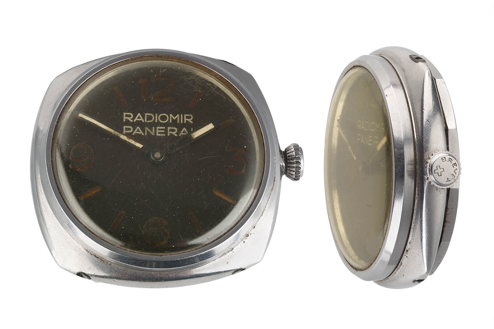 Captain Packer's WW2 Panerai Dive Watch
