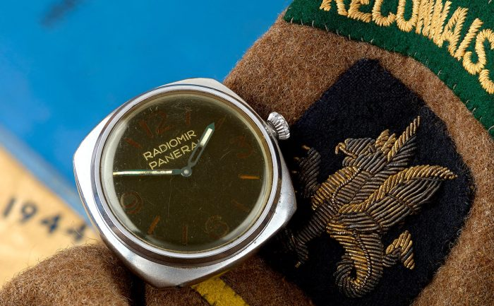 Captain Packer's WW2 Panerai Dive Watch