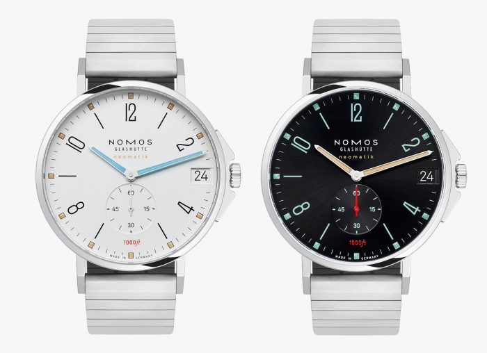 Nomos Tangente Sport Neomatik 42 date Collection