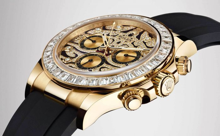 Rolex Cosmograph Daytona 18ct Yellow Gold