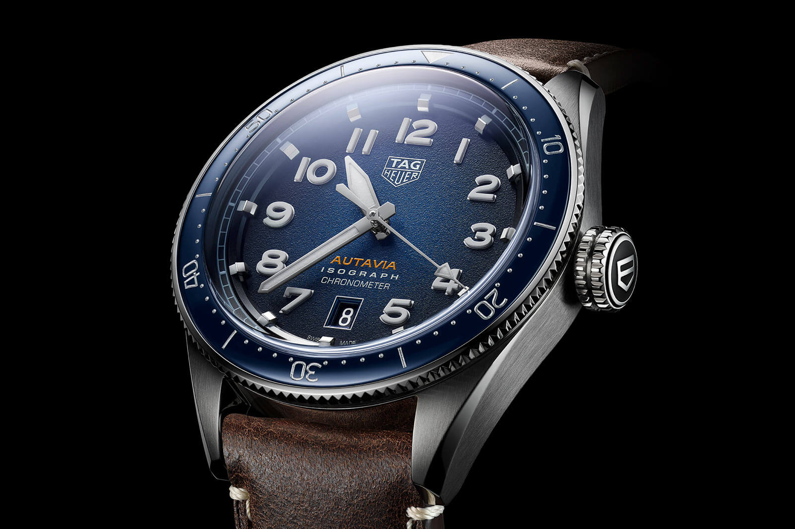TAG Heuer Autavia Isograph 2019 Collection