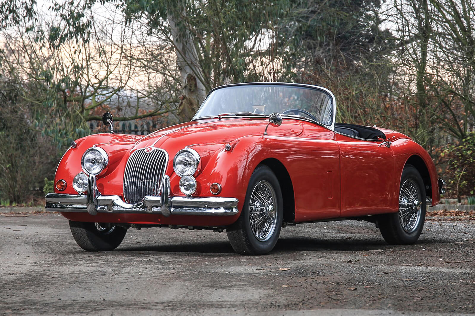 1960 Jaguar XK 150 3.8 Roadster