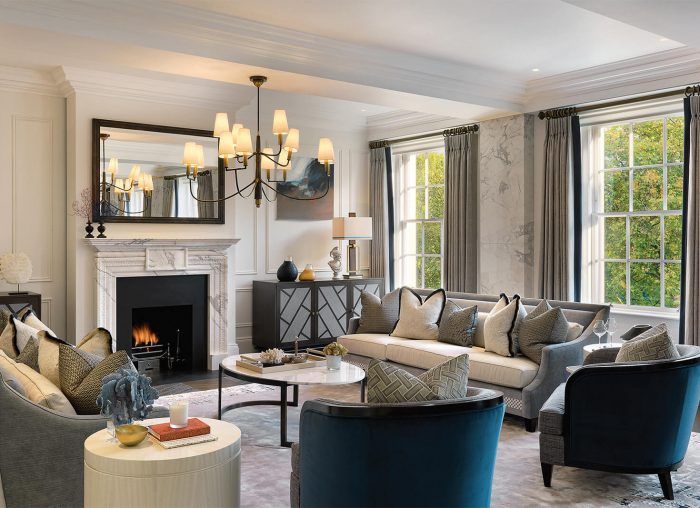 Apartment 3, 18 Grosvenor Square, London