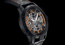 Armin Strom Skeleton Pure Carbon