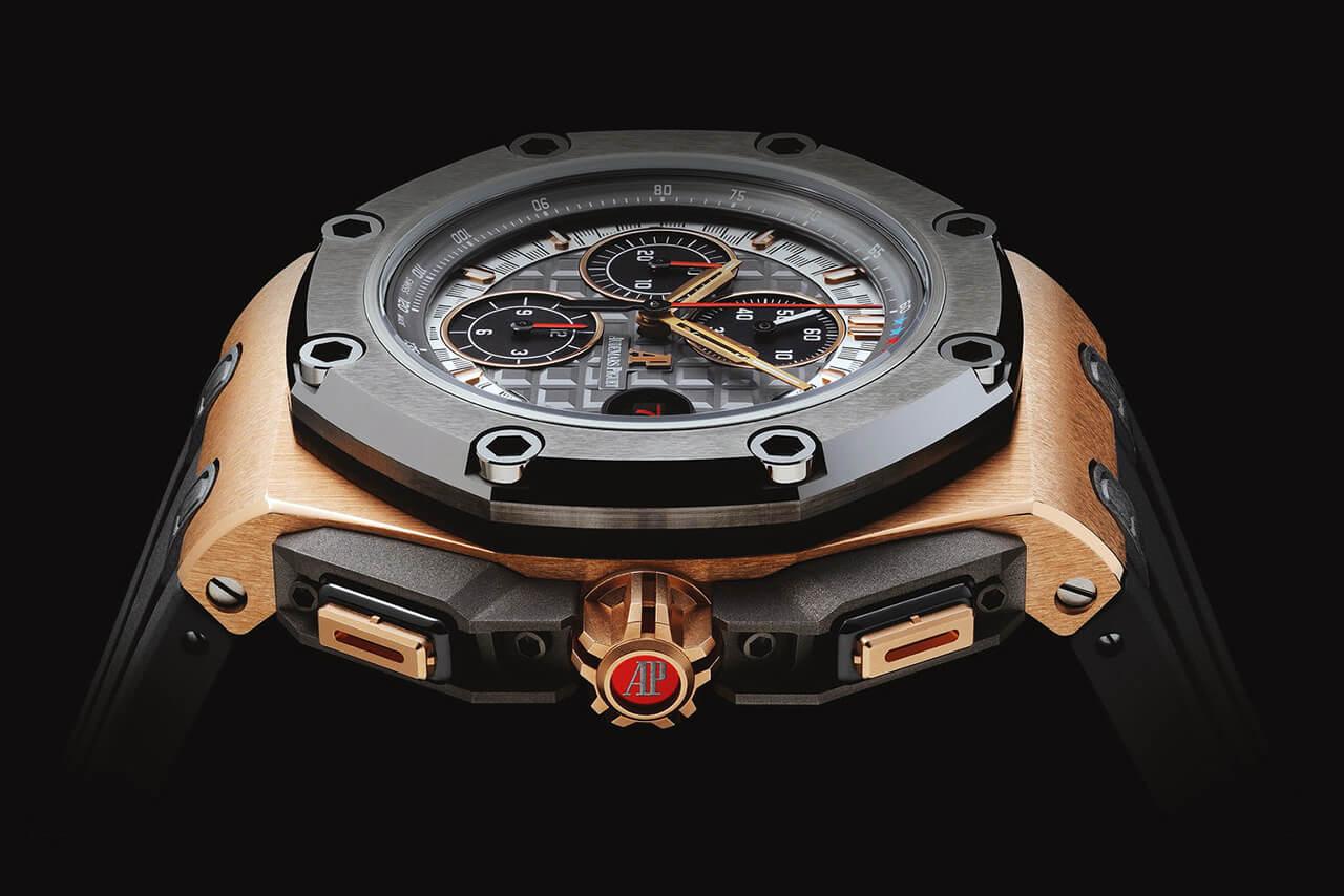 Audemars Piguet Royal Oak Offshore Michael Schumacher Limited Edition