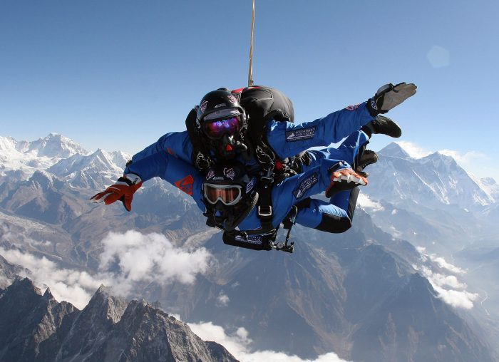 HALO Skydive